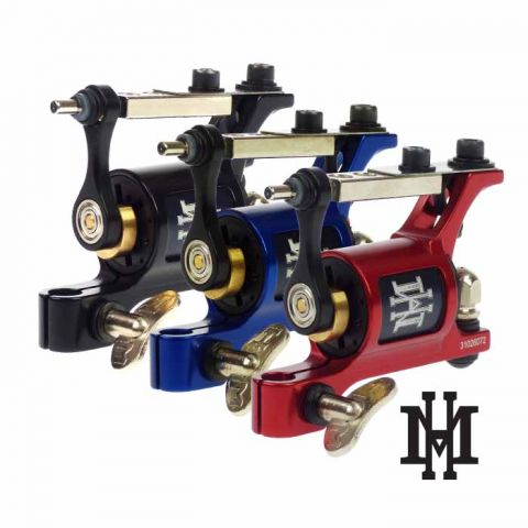 HM Evolution Rotary Tattoo Machine - Clipcord Connection