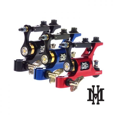 HM Mini Evolution Rotary Tattoo Machine - Clipcord Connection