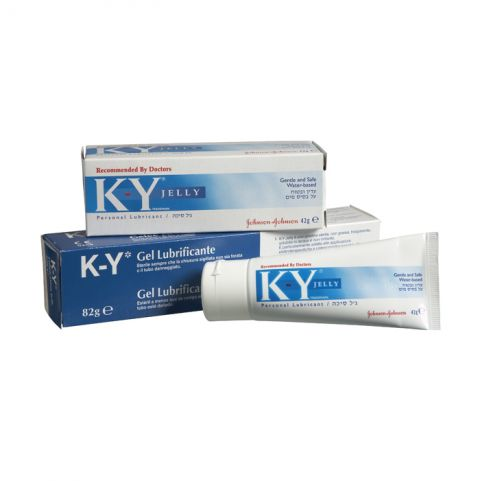 KY Jelly-82g Tube