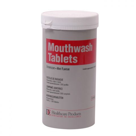 Antibacterial Mouthwash Tablets