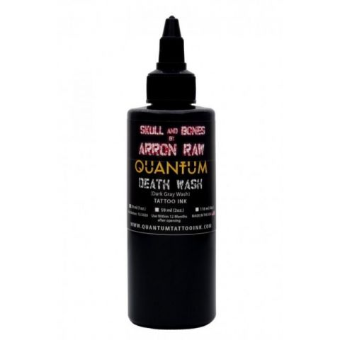 Quantum Ink - Arron Raw 4 Dark 1oz/30ml