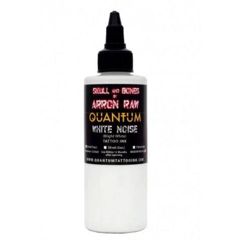 Quantum Ink - Arron Raw White Noise 1oz/30ml