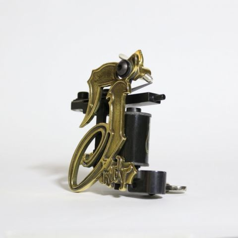 Jack Rudy Black & Brass Shader, Ltd Edition