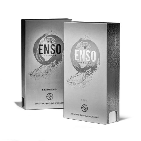 Enso Needle - Bugpin Curved Magnum