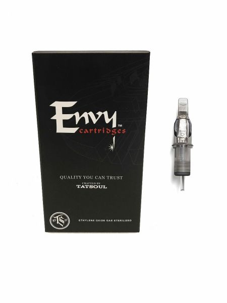 All TATSoul Envy Carts Configurations