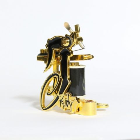 Jack Rudy 24kt Gold Plated Shader, Ltd Edition