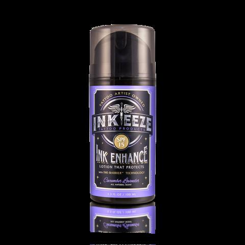 Inkeeze Ink Enhance Sunscreen Cream SPF15 (Cucumber/Lavender)