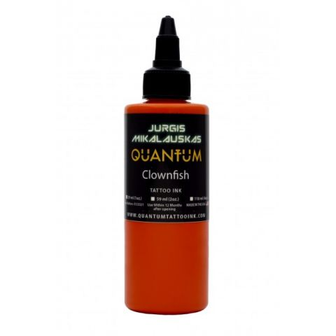 Quantum Ink - J Makalauskas Clownfish 1oz/30ml