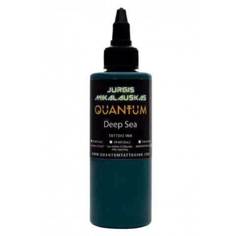Quantum Ink - J Makalauskas Deep Sea 1oz/30ml