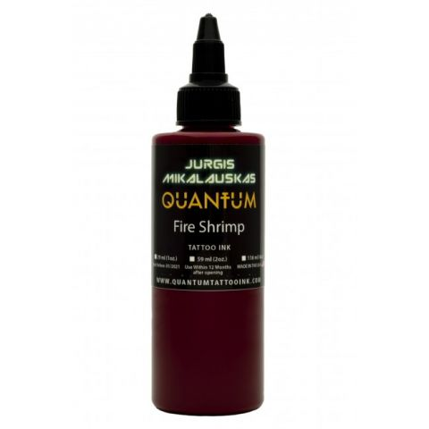 Quantum Ink - Js Makalauskas Fire Shrimp 1oz/30ml