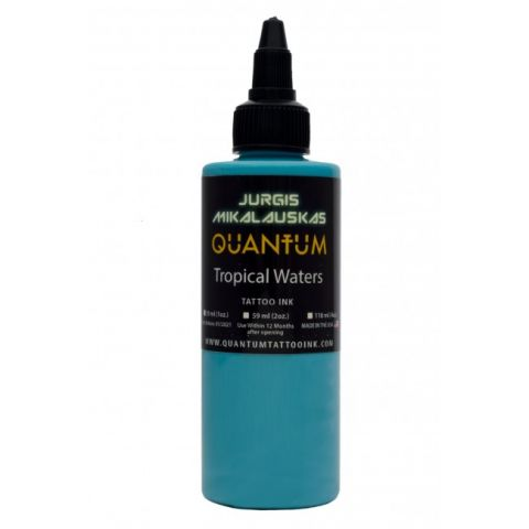 Quantum Ink - J Makalauskas Tropical Waters 1oz/30ml