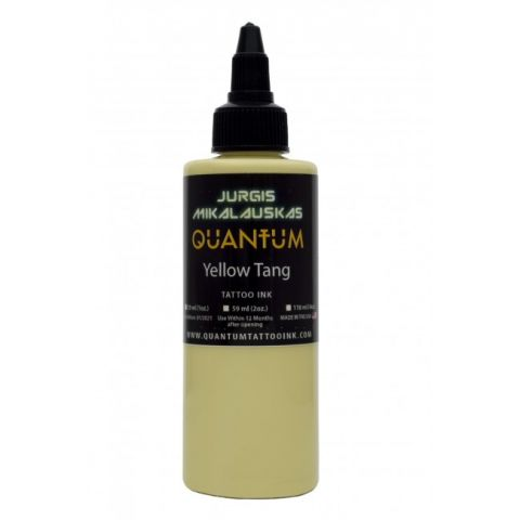Quantum Ink - J Makalauskas Yellow Tang 1oz/30ml