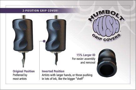 Morphix Humbolt KUSH Grip Cover 25mm