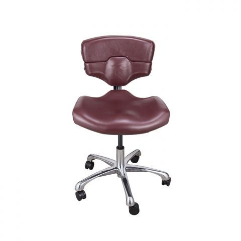 Mako Studio Chair from TATSoul - Ox Blood