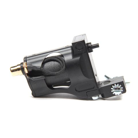 Shagbuilt d20 RCA Rotary Tattoo Machine - Black