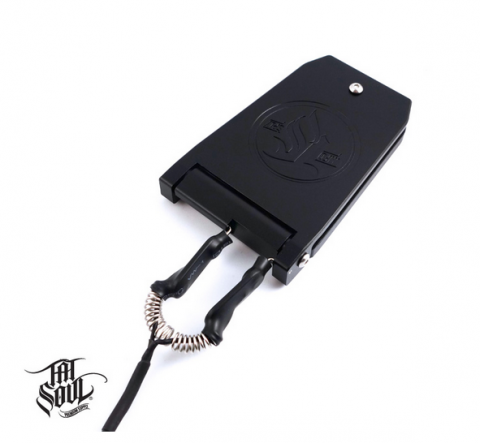 TATSoul Gate Foot Switch with Clipcord - Black