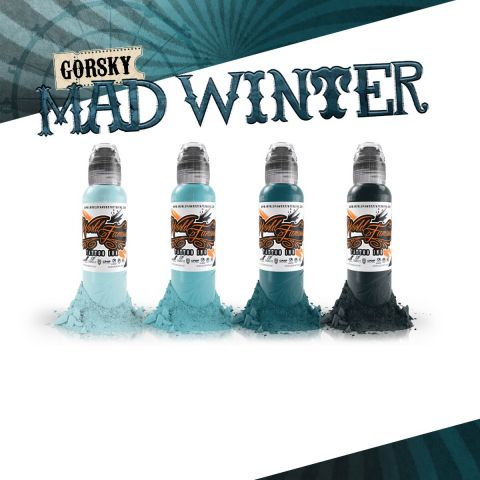 Gorksy Mad Winter Set - 1oz