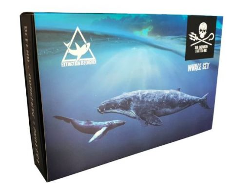 Sea Shepherd Whale Set