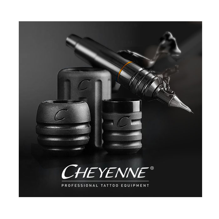 Cheyenne Hawk Pen – free grips offer