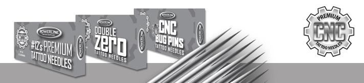 Aiguilles CNC