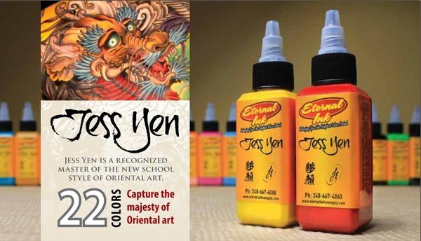 Jess Yen Colours