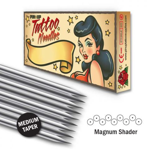 Magnum shader – Medium taper