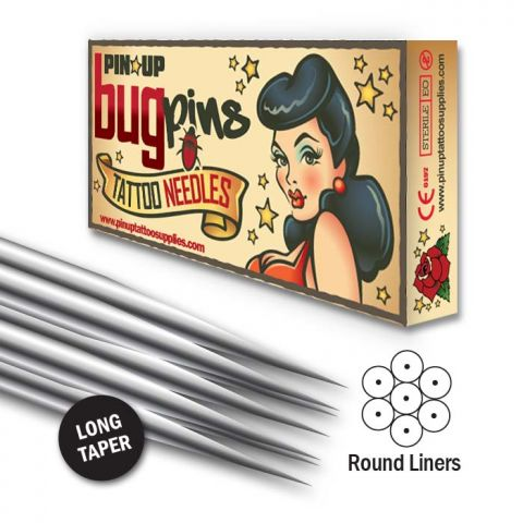 Ronds liner Bugpin Taille
