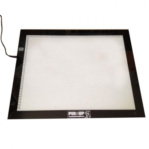 PinUp Ultra Thin Light Box - A3