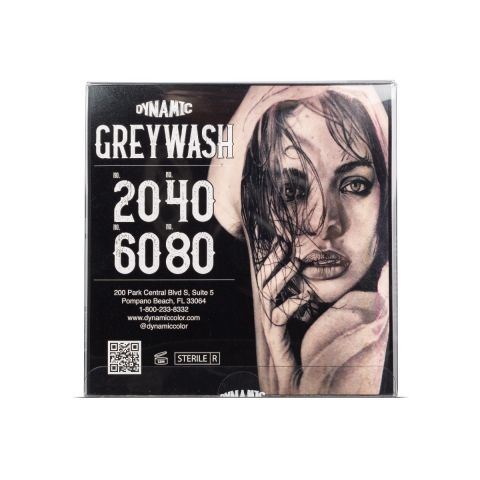 Set Greywash Dynamic 4oz