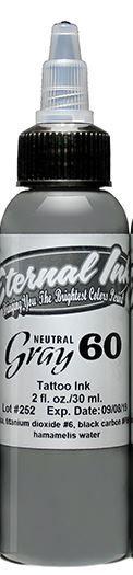 Eternal Ink Neutral Gray - 60%