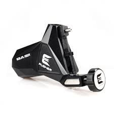 Rotative Equaliser Pusher - Black