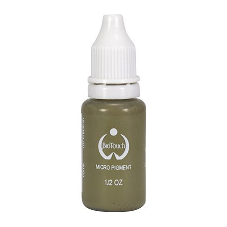 Biotouch Olive Micro Pigment - 1/2oz (16ml)