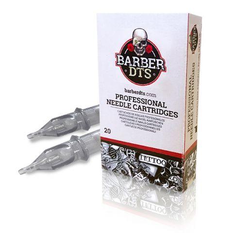 Cartouches Barber - Rond Liners (20 par boîte)