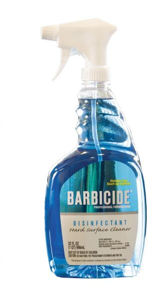 Spray surface barbicide – 946 ml