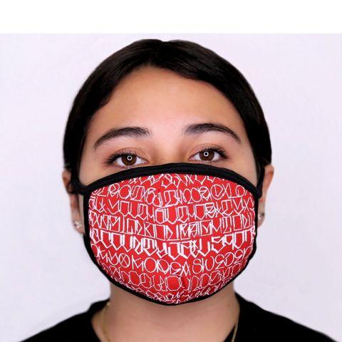 Masque Big Sleeps - Red