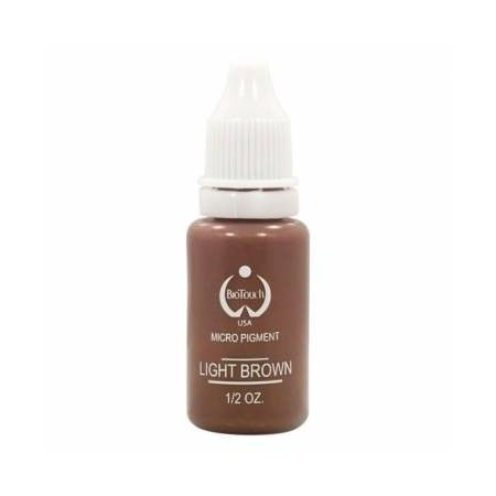 Biotouch Light Brown Micro Pigment - 1/2oz (16ml)