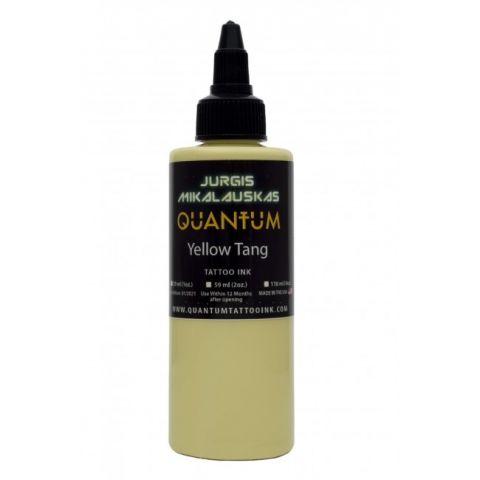 Quantum Ink - J Makalauskas Yellow Tang 1oz/30ml