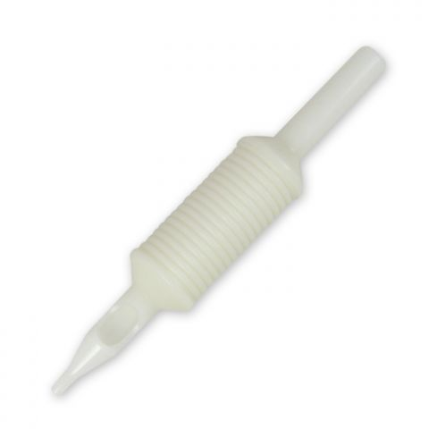 Powerline White 20mm Round Tube