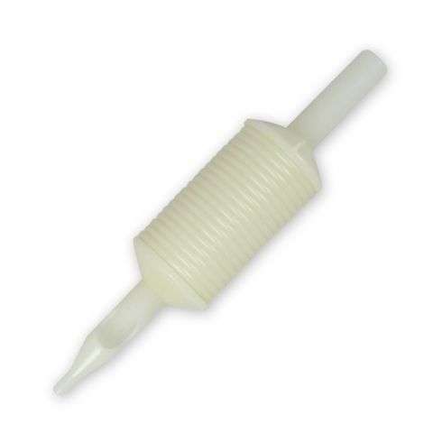 Powerline White 25mm Round Tube
