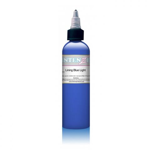 Intenze Ink - Lining Blue Light