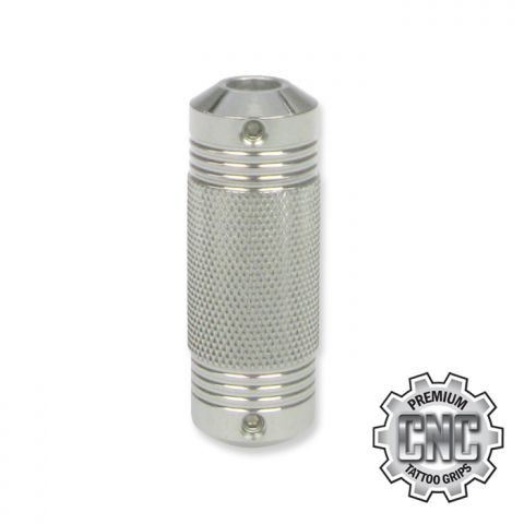 CNC Tattoo Grip Knurled Super