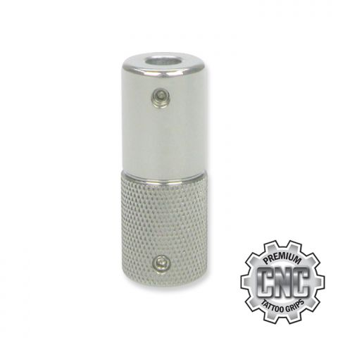 CNC Tattoo Grip Half Knurled