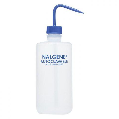 Autoclavable Wash Bottle 500ml-Bottle & Spigot