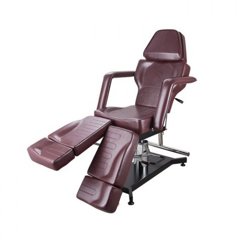 TATsoul 370-S Tattoo Client Chair Oxblood