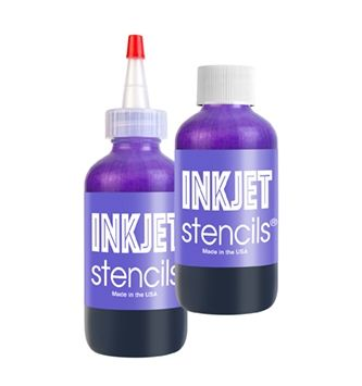 InkJet Stencil 4oz Bottle