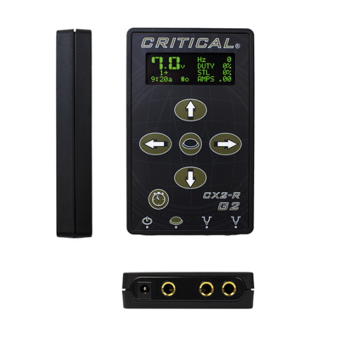 CX-2R-G2 CRITICAL POWER SUPPLY WIRELESS FOOTSWITCH SET
