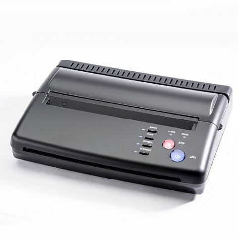 Black Thermal Copier