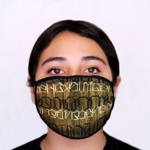 Big Sleeps Face Mask - Trancendance