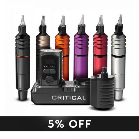 Hawk Pen / Critical Wireless Battery Pack Bundle
