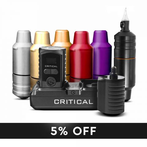 Sol Nova / Critical Wireless Battery Pack Bundle